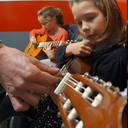 Musique et Vibrations - Les cours de musique